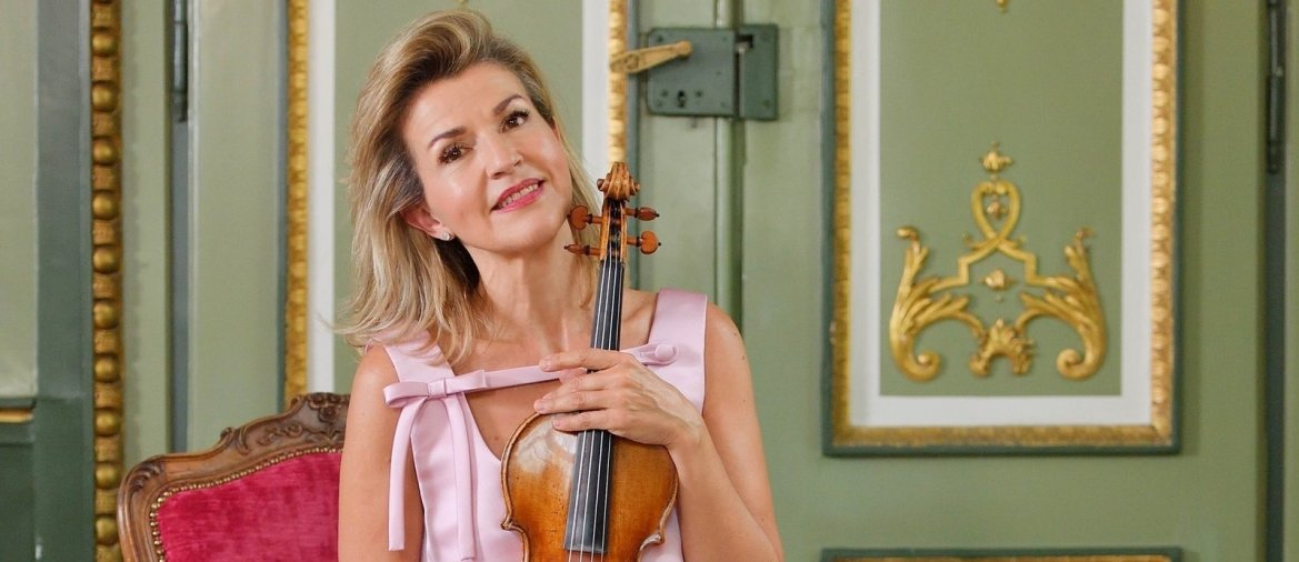 Mit Kammermusik auf Wien-Besuch: Anne-Sophie Mutter. - © The Japan Art Association / The Sankei Shimbun