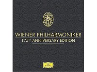 Wr. Philharmoniker: 175th Anniversary Edition. DG, 44 CD, 1 DVD, ca. 149 Euro.