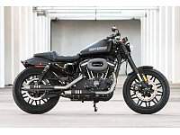 Diese Roadster ist made in the USA. - © Harley-Davidson