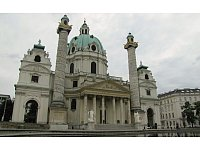 The St. Charles Church in the fourth district of Vienna. - © Wiener Zeitung, Jonathan Bach