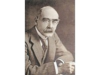 Rudyard Kipling gilt als Barde des British Empire. - © wikipedia