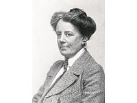 Ethel Smyth (1858-1944). - © George Grantham Collection/Wikimedia
