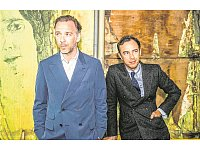 """Seems whatever the question is/machinery is the answer"": Soulwax im Comeback-Modus. - © Pias"