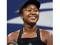 Strahlende Finalistin: Naomi Osaka. - © USA Today Sports