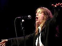 Patti Smith ist nun mehr Literatin denn Musikerin. - © Creative Commons - Daigo Oliva from São Paulo
