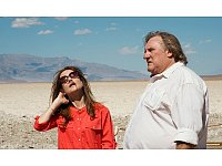 "Isabelle Huppert und Gérard Depardieu stellen in in ""Valley of Love"" von Guillaume Nicloux zwei berühmte Schauspieler - aber nicht sich selbst - dar. - © Viennale"