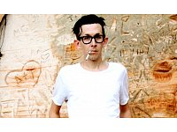 US-Songwriter Micah P. Hinson.