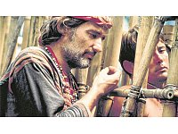 "Die Hölle auf Erden: Dennis Hopper (links) und Martin Sheen in ""Apocalypse Now"". - © Pathé Films/Arte France"