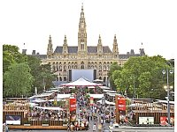 Das Filmfestival am Rathausplatz startet am 4. Juli. - © Foto: Stadt Wien Marketing