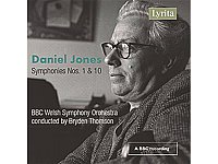 Daniel Jones: Symphonien. Lyrita, 1 CD, ca. 17 Euro.