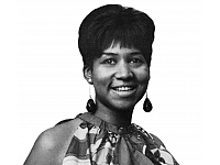 "Werbung für Die Single ""Baby I Love You"" im Magazin Billboard 1959."