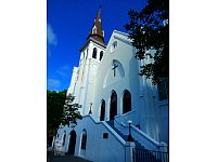 Die Mother Emanuel AME Church in Charleston.