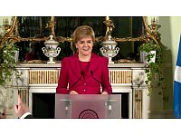 Nicola Sturgeon will Schottland in Europa verankern. - © Scottish Government
