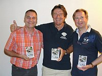 Arno Peter, Robert Ohorn, Christian Faltl (von links nach rechts) - © Arno Peter