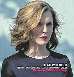 Cathy Krier Piano - 20th Century CAvi,1 CD, ca. 19 Euro.