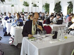 """European Wine Bloggers Conference"" in Wien, 2010."