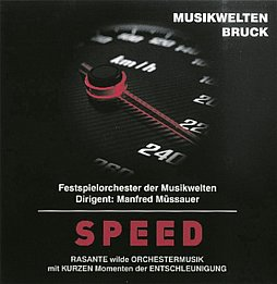 Diverse Komponisten Speed fidelitas records, 1 CD ca. 16 Euro
