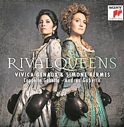V.Genaux, S. Kermes: Rival Queens Sony Classical, 1 CD, ca. 17 Euro