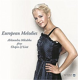 Chopin, Liszt: European Melodies. Genuin Classics, 1 CD, ca. 20 Euro.