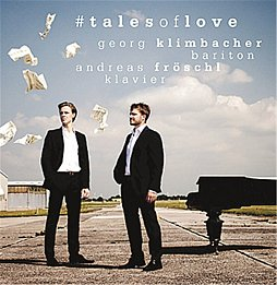G. Klimbacher, A. Fröschl: Tales of love. Preiser Records,