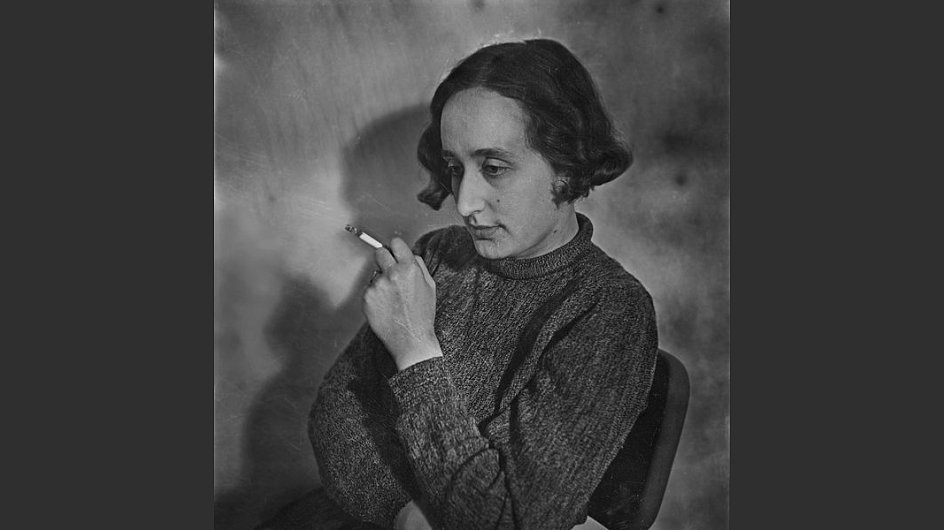 <span style=&#34;font-weight: bold;&#34;>Selbstportr&auml;t, London, um 1936</span> - &copy; Scottish National Portrait Gallery / Archive presented by Wolfgang Suschitzky 2004&nbsp;