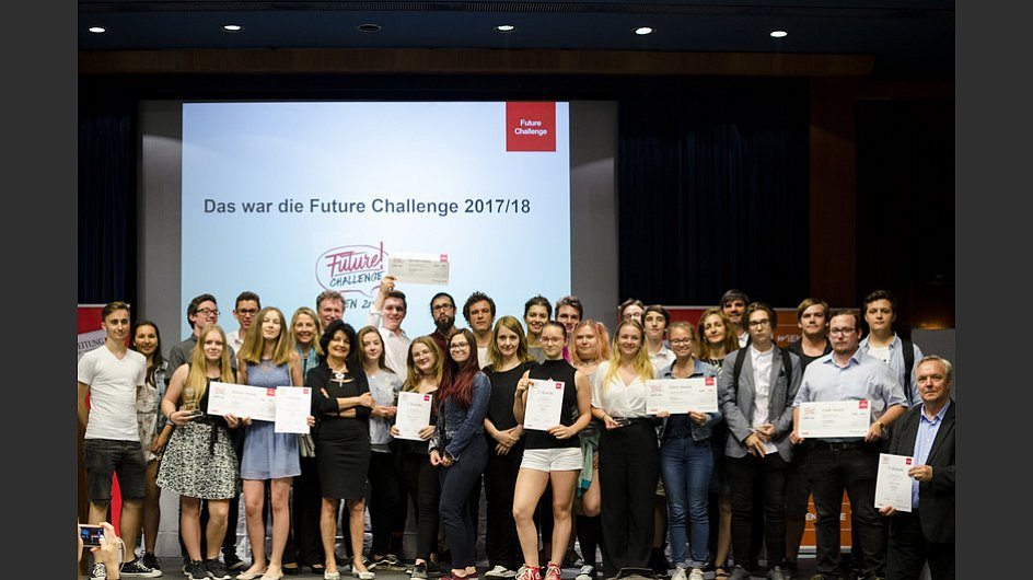<div>Future Challenge 2017/18 &ndash; die Gewinner</div><br /><div><br /></div> - &copy; Simon Rainsborough&nbsp;