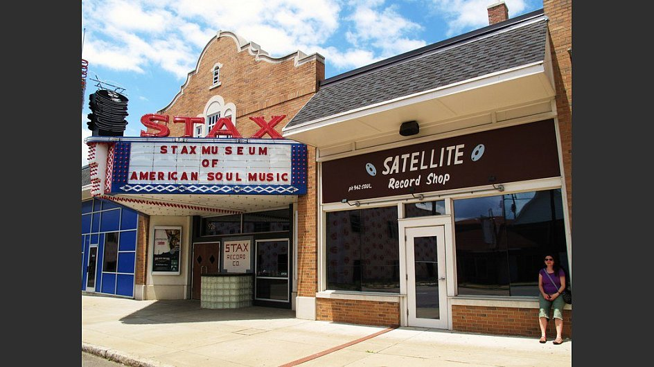 Auf dem Gelände in Memphis, wo damals das Stax Studio stand, erinnert heute das Stax Museum of American Soul an die goldenen Zeiten des Labels. - © Creative Commons Attribution 2.0 Generic