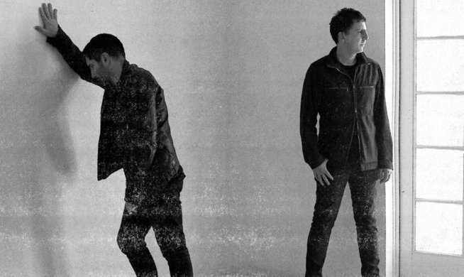 """Time is running out"": Trent Reznor (links) und Atticus Ross von den Nine Inch Nails. - © Corinne Schiavone"