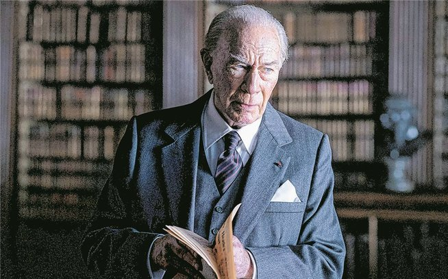 "Christopher Plummer ersetzte Kevin Spacey als Jean Paul Getty in einem eilig anberaumten Nachdreh von Ridley Scotts ""All the Money in the World"". - © Tobis"