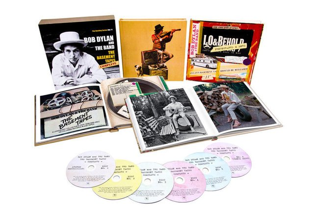 Thee Bootleg-Series Volume 11: The Basement Tapes Complete. - © Columbia/Sony