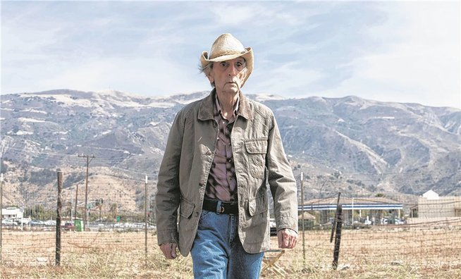 "In Würde altern: Harry Dean Stanton in ""Lucky"". - © Festival Locarno"