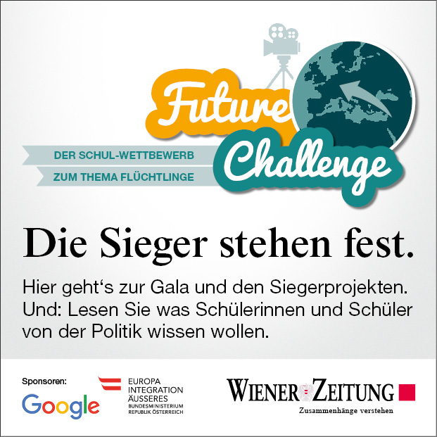Zu den Future Challenge-Videos