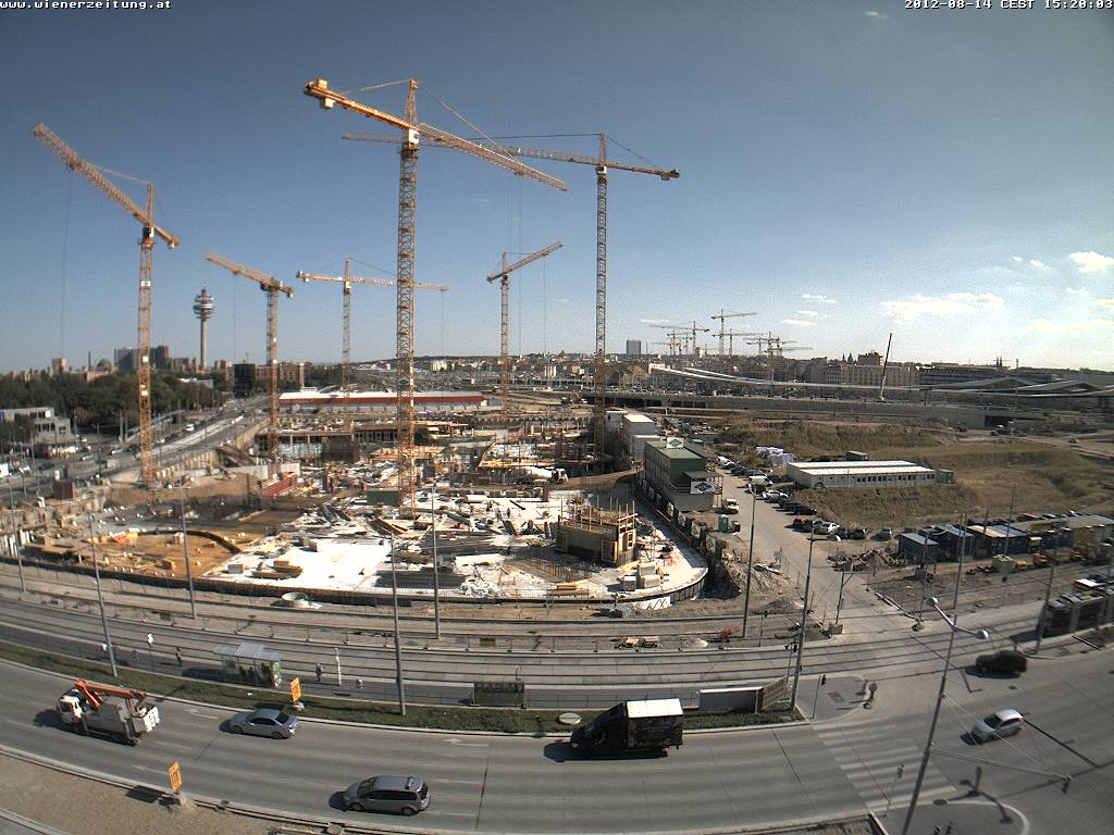 Wien Webcam